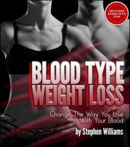 Blood Type Weight Loss: A Collection Of Food Content And Recipes For You To Lose Weight