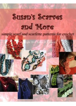 Susan's Crochet Scarves and Scarfettes