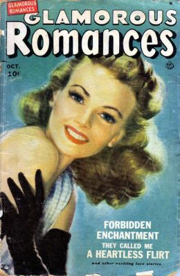 Glamorous Romances Number 48 Love comic book