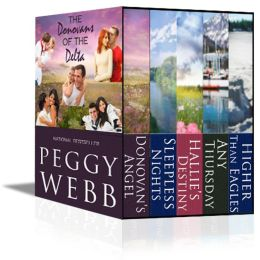 Donovan's of the Delta Boxed Set (Books 1