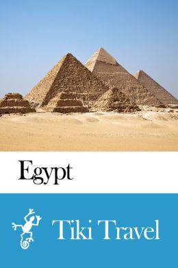 Egypt Travel Guide - Tiki Travel