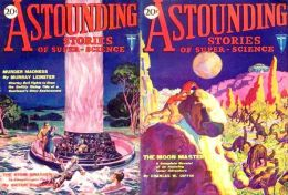 Astounding Stories of Super Science May and June 1930