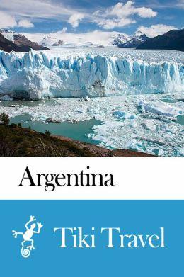 Argentina Travel Guide - Tiki Travel