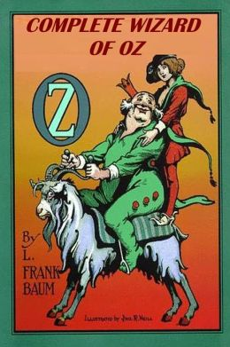 Complete Wizard of Oz (16 books)