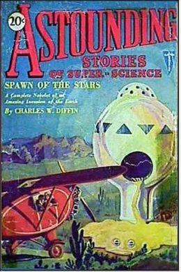 Astounding Stories February 1930