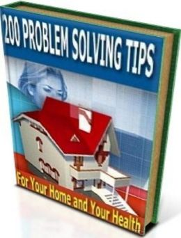 Best How To Guide 200 Problem Solving Tips eBook - For Your Home and Your Health - How To Remove A Broken Key From A Lock....