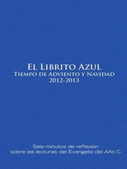 El Librito Azul Tiempo de Adviento y Navidad 2012-2013