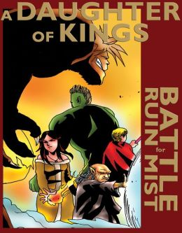 The Complete Daughter of Kings Graphic Novel (Complete Series: Epic Fantasy)