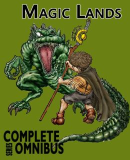 Complete Magic Lands Books 1 & 2 Omnibus (Complete Series: Fantasy Adventure)