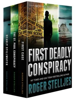 First Deadly Conspiracy (McRyan Mystery Series - Box Set)