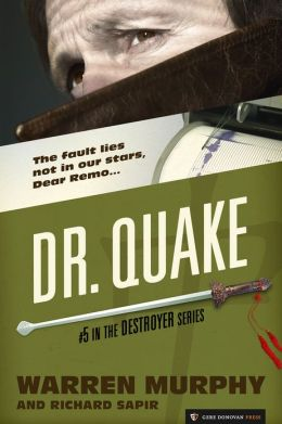 Dr. Quake (The Destroyer #5)