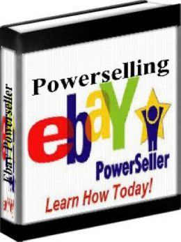 How To Make Money On Ebay - How To Become A Ebay Power Seller