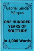 Book Cover Image. Title: Márquez - One Hundred Years of Solitude - Book Summary in 1,000 Words, Author: A. Zbooker