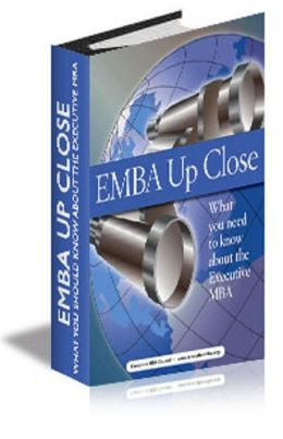 EMBA Up Close: What you should know about the Executive MBA