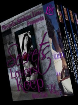 Secrets Lovers Keep V1, Erotic Romance Box Set