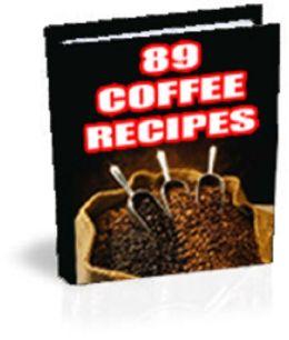 89 Coffee Recipes