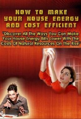 Best Consumer Guides eBook - How to Make Your Home Energy And Cost Efficient - You're going to discover so many things on how to transform your house to being more energy efficient with little effort!