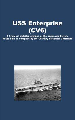 USS ENTERPRISE (CV6)