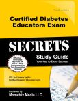 Book Cover Image. Title: Certified Diabetes Educator Exam Secrets Study Guide:  CDE Test Review for the Certified Diabetes Educator Exam, Author: CCRN Exam Secrets Test Prep Team