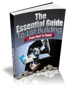 The Essential Guide To List Building …From Start To Finish