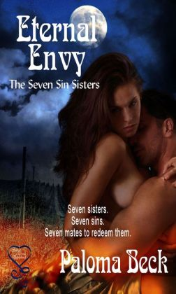 Eternal Envy (The Seven Sin Sisters 2)