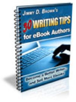 30 Writing Tips for eBook Authors