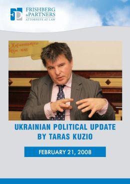 Ukrainian Political Update