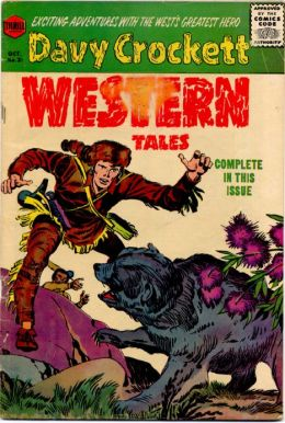 Western Tales Number 31 Western Comic Book