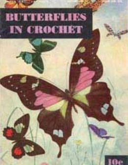 Butterflies in Crochet