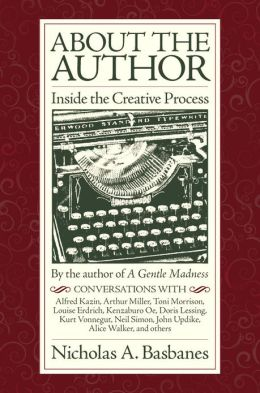 About the Author: Inside the Creative Process