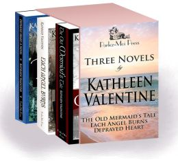 Three Novels: The Old Mermaid's Tale, Each Angel Burns, Depraved Heart [Boxed Set]