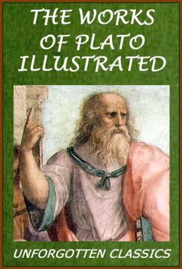 30 COMPLETE WORKS OF PLATO - ILLUSTRATED
