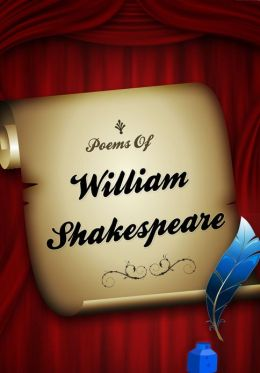 Poems Of William Shakespeare