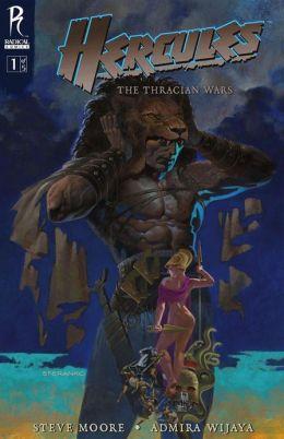 Hercules: The Thracian Wars #1