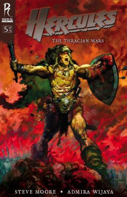 Hercules: The Thracian Wars #5