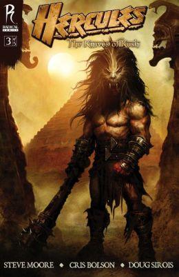 Hercules: The Knives of Kush #3