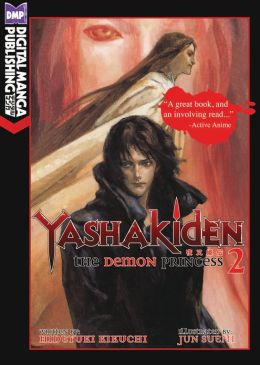 Yashakiden: The Demon Princess Vol. 2