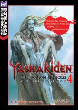 Yashakiden: The Demon Princess Vol. 4 Omnibus Edition (Novel)
