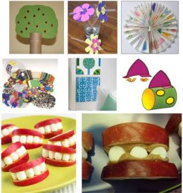 413 Fun CRAFT Recipes For Kids - CLAY ORNAMENTS, FUNNY PUTTY, SOAP PAINT, PAINTBRUSH COOKIES, COOKIE DOUGH ORNAMENTS, BUBBLE RECIPE, BUBBLES, APPLE POTPOURRI, SIMMERING POTPOURRI, WATERPROOF - GLASS GLUE, SILLY PUTTY, PLAYDOUGH, and more...