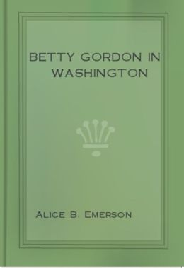 Betty Gordon in Washington