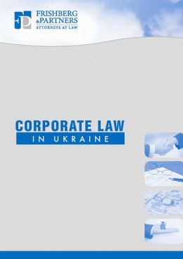 Corporate Law in Ukraine