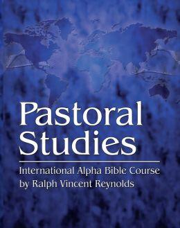 Pastoral Studies