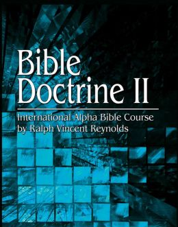 Bible Doctrine II