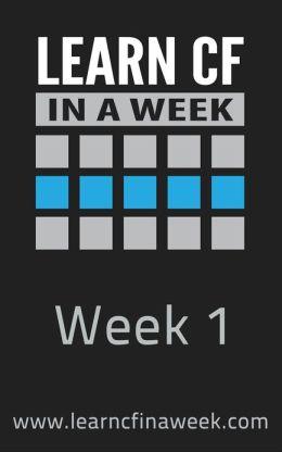 Learn CF in a Week