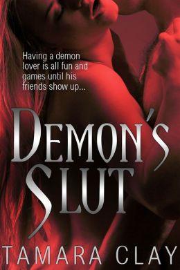 Demon's Slut (Rough Demon Gangbang Erotica)