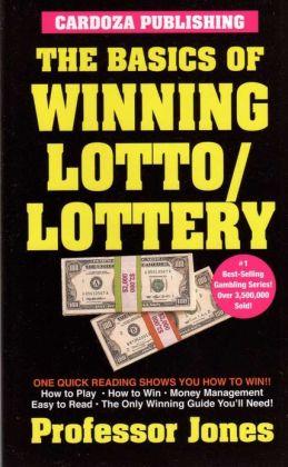 Basics of Winning Lotto / Lottery