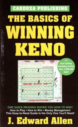 Basics of Winning Keno