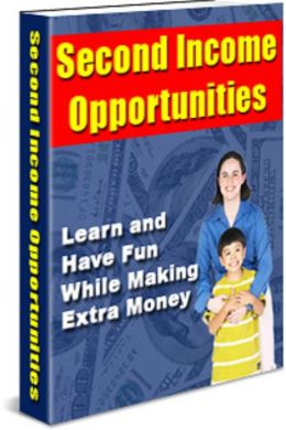 Second Income Opportunities: Learn and Have Fun While Making Extra Money