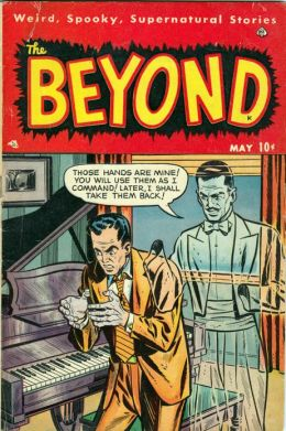 Beyond Number 4 Horror Comic Book