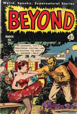 Beyond Number 9 Horror Comic Book